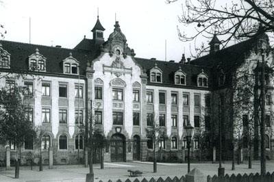 Historisches Haus 1