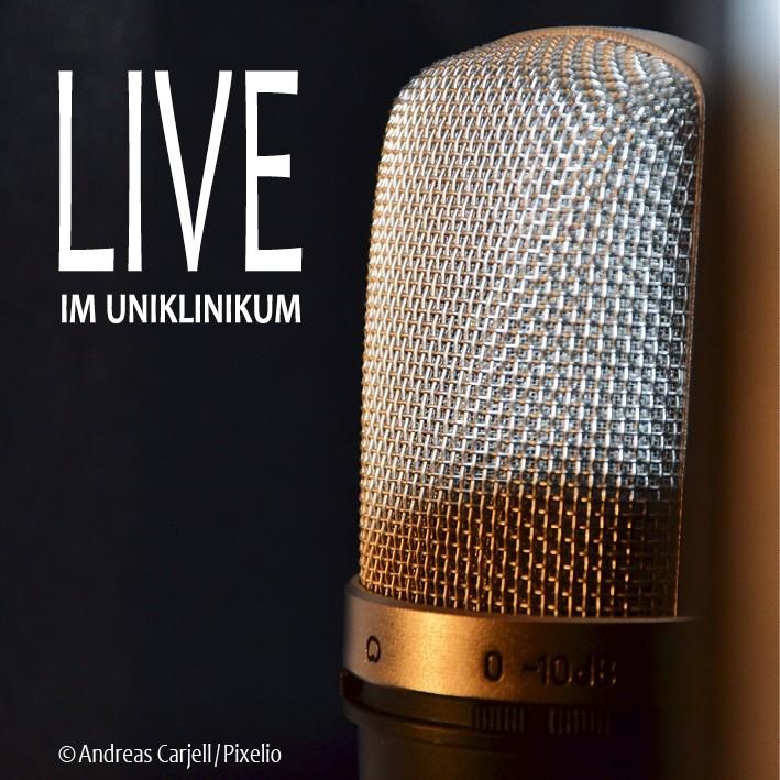 Logo Live im UKD