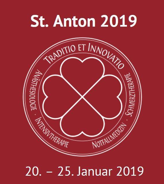 Anästhesiekongress St. Anton 2019