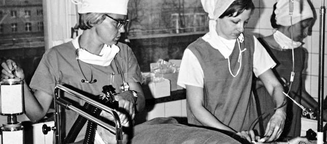 Geschichte der Klinik