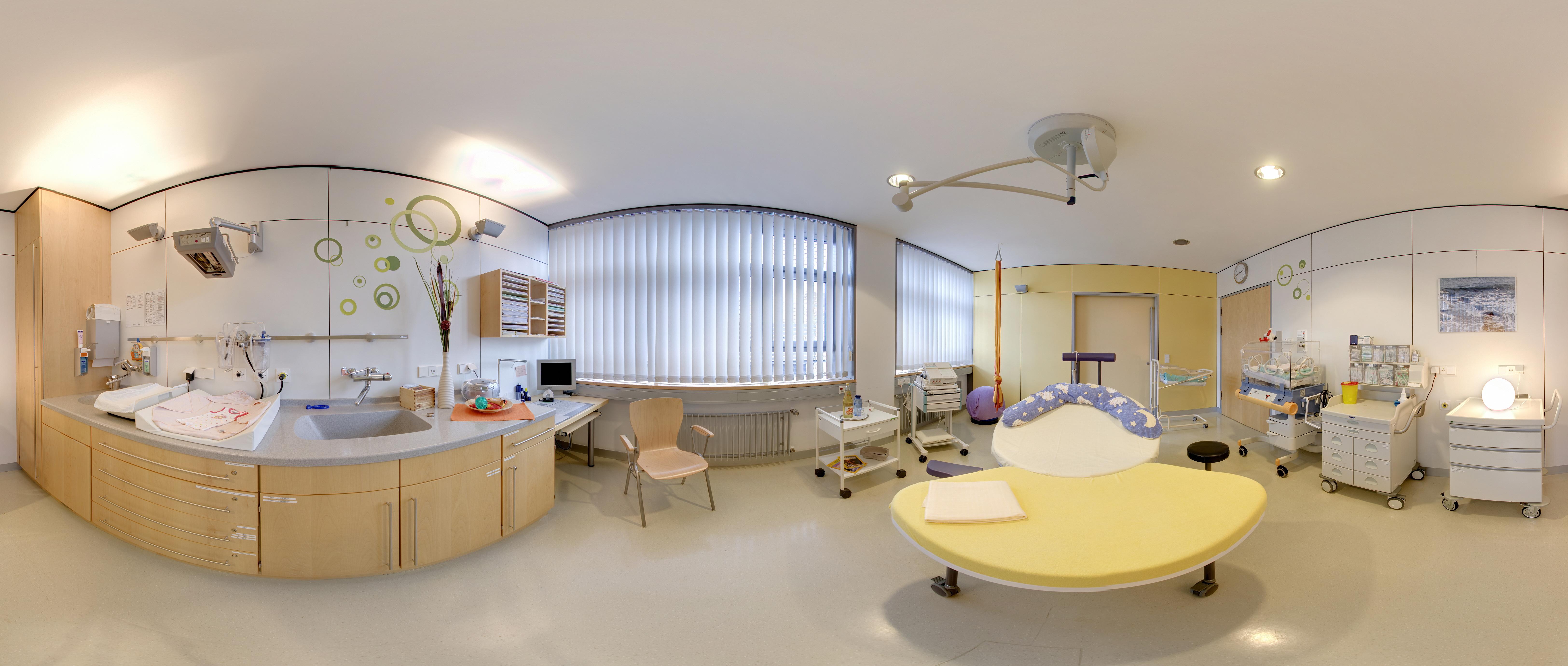 Entbindungssaal 1