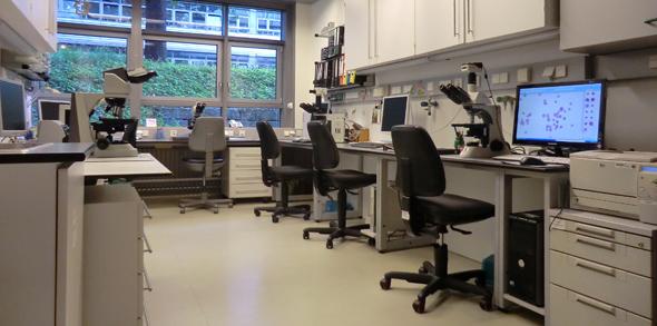 Zytologisches Labor