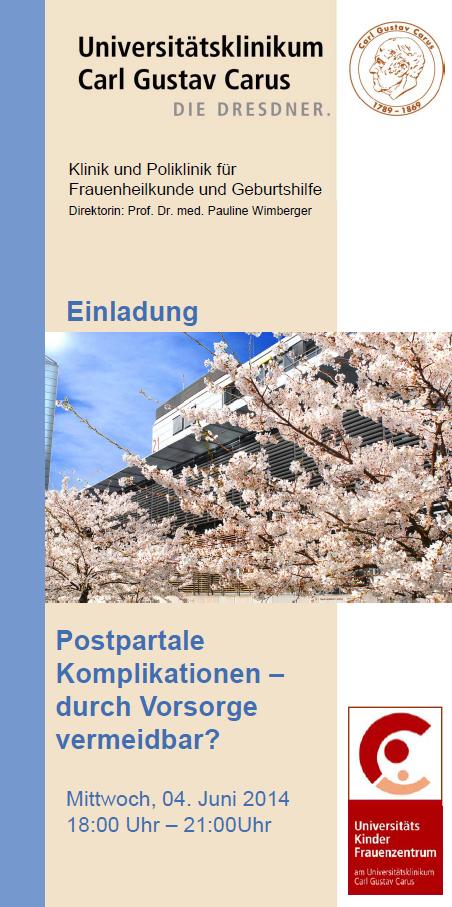 2014-06-04 Postpartale Komplikationen