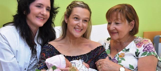 1.000. Baby im Uniklinikum: Geburtenzahlen weiter auf Rekordkurs