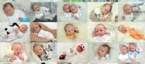 Geburtshilfe des Uniklinikums startet mit Zwillingen ins Jahr 2018