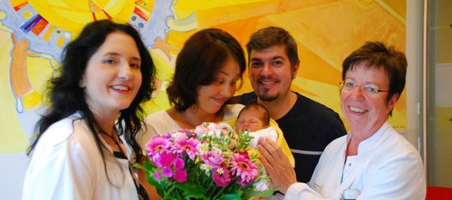 Geburtshilfe des Uniklinikums weiter auf Rekordkurs