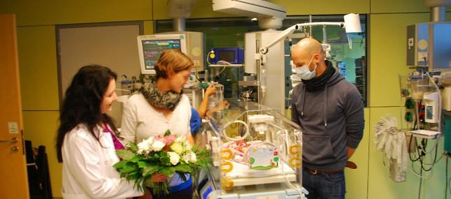 Steigende Zwillingszahlen im Dresdner Uniklinikum