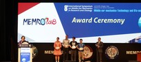 MEMRO 2018 Traveling Award goes to ERCD Researcher