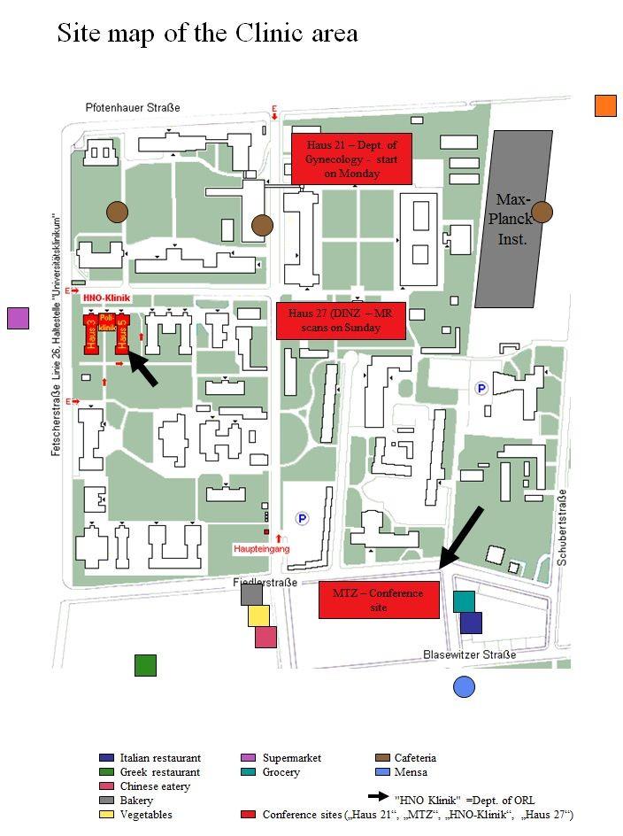 Sitemap Summerschool