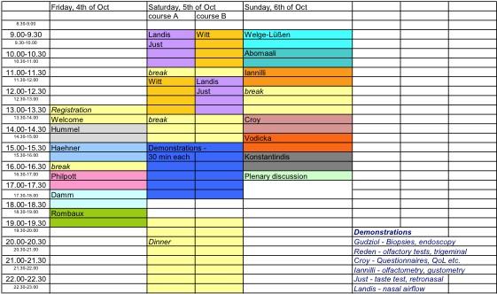timetable SaT5 02.10.13