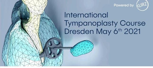 International Tympanoplasty Course Dresden 2021