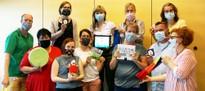 """""""Paulis Momente hilft e.V. Leipzig"""" stellt dem Sächsischen Kinderpalliativzentrum Hilfsmittel zur Unterstützten Kommunikation bereit"""
