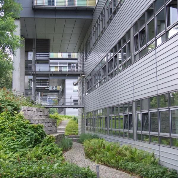 Haus 21 Innenhof