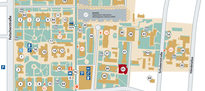 Lageplan Klinik und Poliklinik für Kinder- und Jugendmedizin - Haus 65