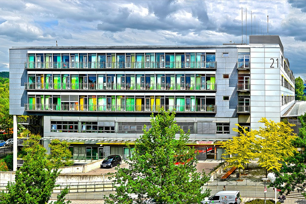 Universitäts Kinder-Frauenzentrum - Haus 21