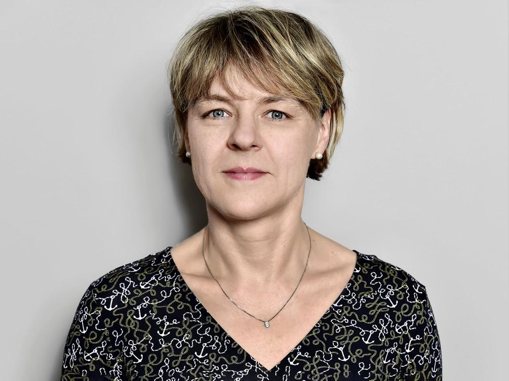 Annett Freymann