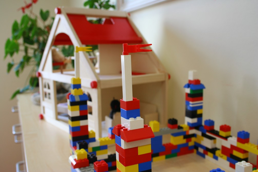 Puppenhaus_Lego