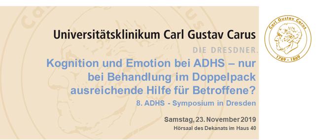 8. ADHS-Symposium in Dresden
