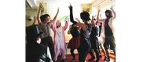 10.07.2018 - Hip-Hop-Therapie: Kecke Texte stärken seelisch kranke Kinder