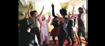 17.07.2018 - Und noch mehr Musik - Der Hop-Hop-Workshop im Dresden Fernsehen