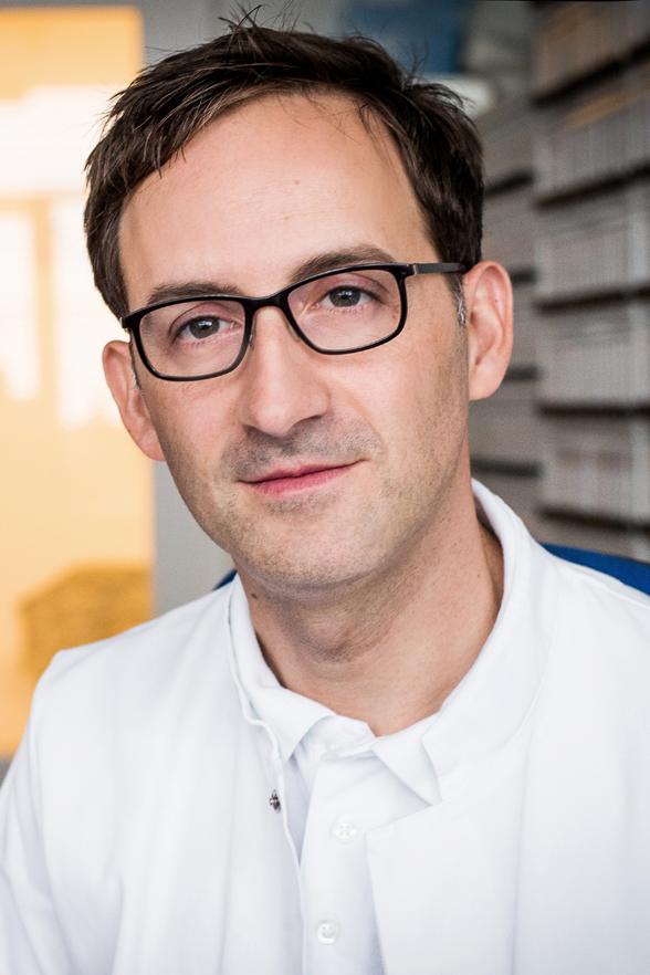 OA PD Dr. Christoph Röllig, MSc
