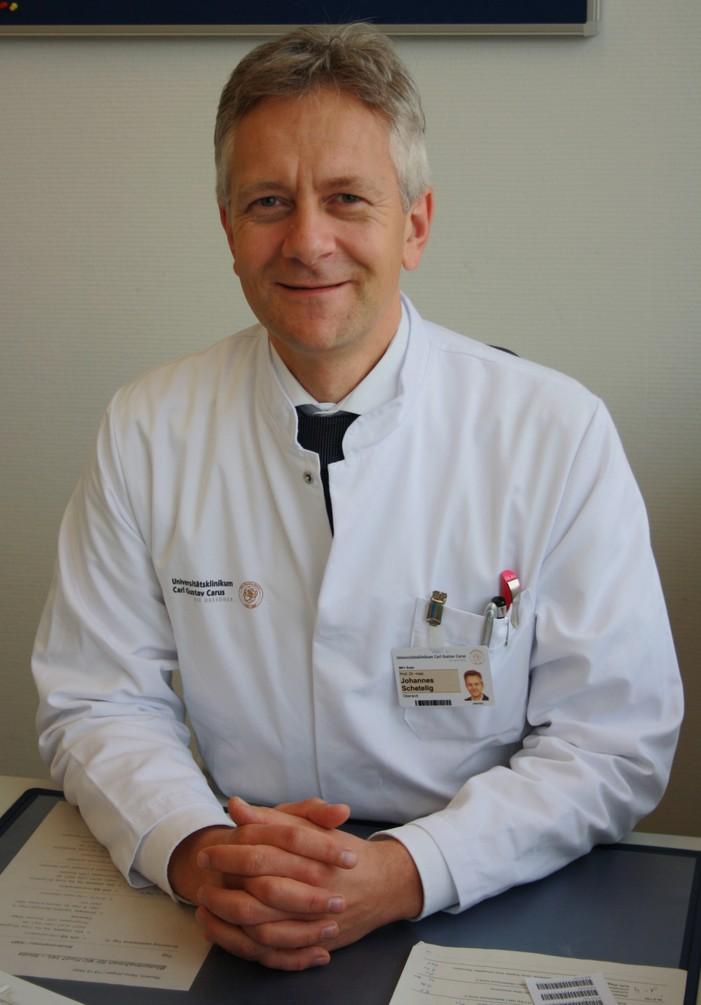 Prof. Dr. med. Johannes Schetelig, MSc.
