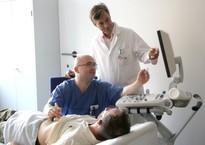 Prof. Bornstein und Patient groß