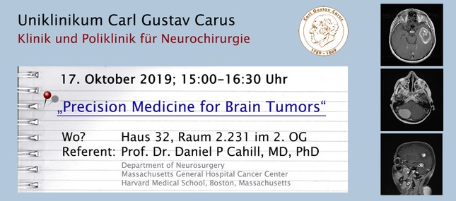 Precision Medicine for Brain Tumors