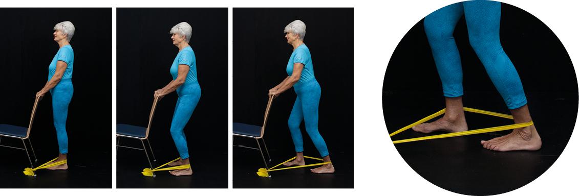 Kräftigung großer Gesäßmuskel/Oberschenkelrückseite