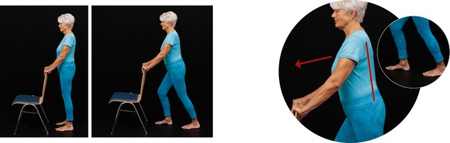 Grundprogramm HTEP: Dehnung der Wadenmuskulatur