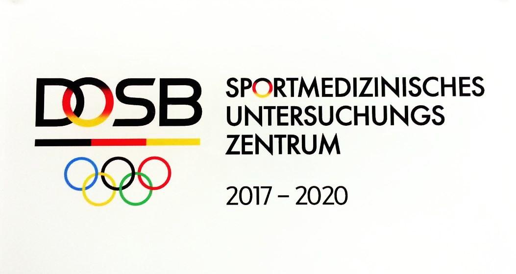 Die Sportmedizin und Rehabilitation ist ein lizensiertes Untersuchungszentrum des DOSB
