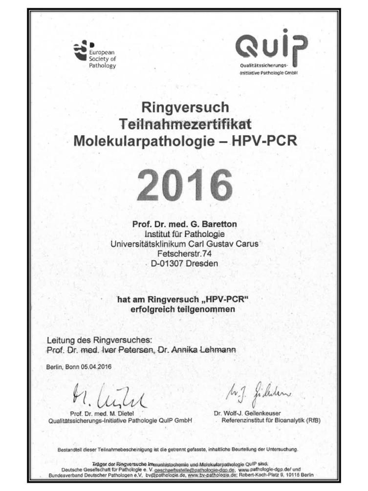 """""""HPV-PCR"""""""