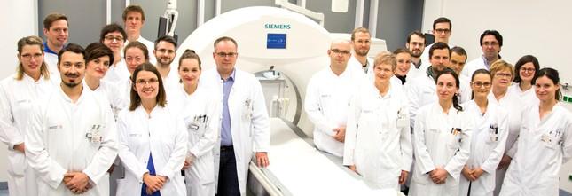 Ärztliche Mitarbeiter - Radiologie UKD