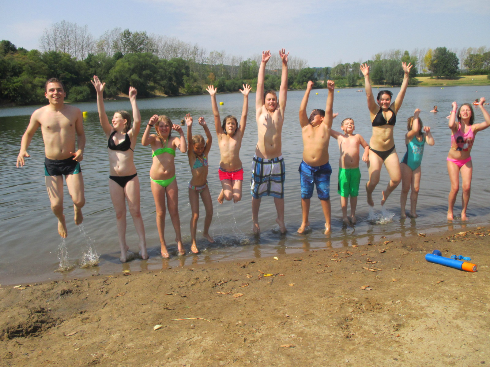 Ferienlager baden