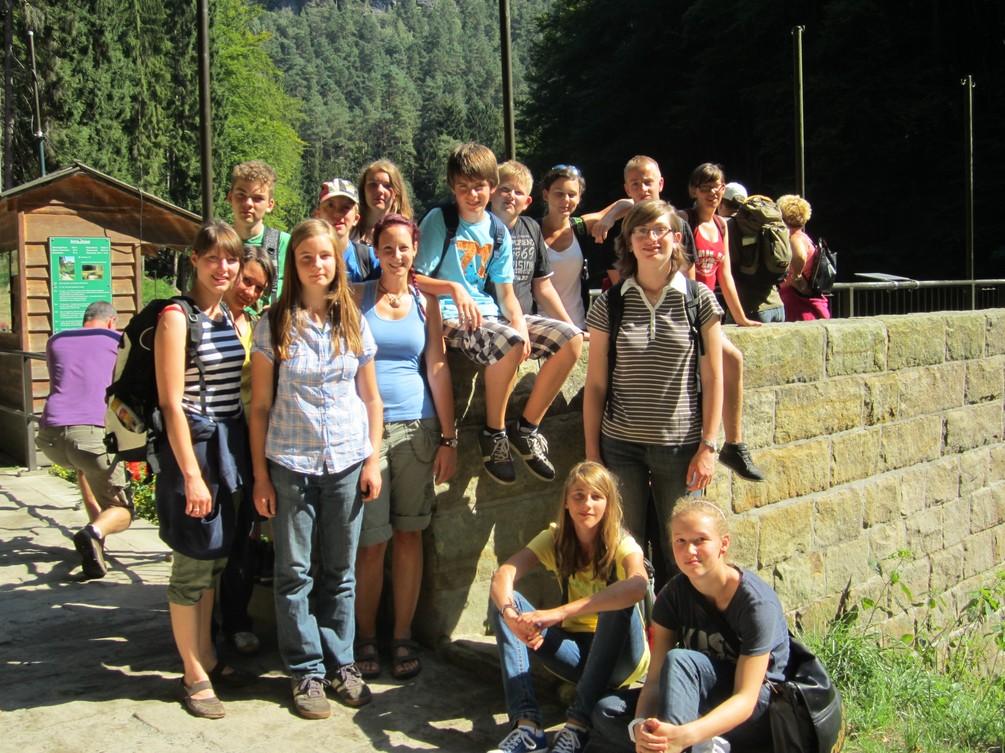 Ferienlager 2012 - 2