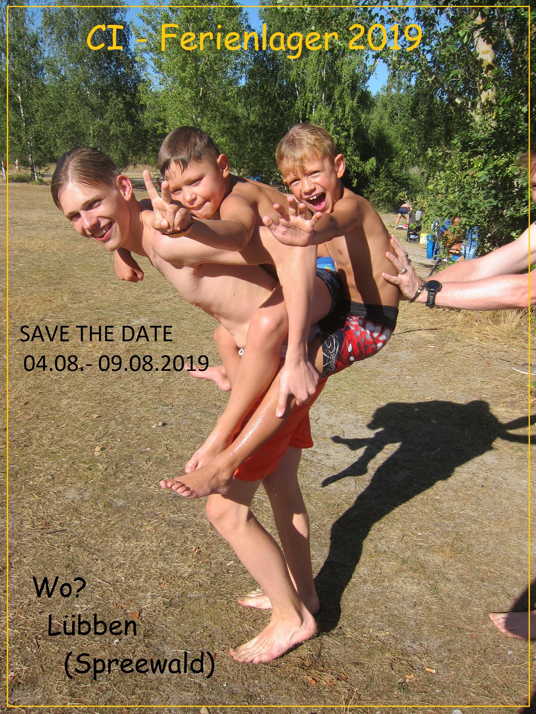 CI-Ferienlager 2019