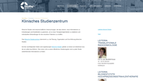 Klinisches Studienzentrum