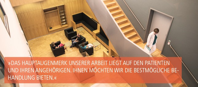 Die Universitäts Protonen Therapie Dresden