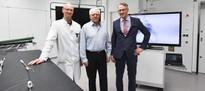 Dresdner führen erstmals minimal-invasiven endovaskulären Eingriff am Aortenbogen durch