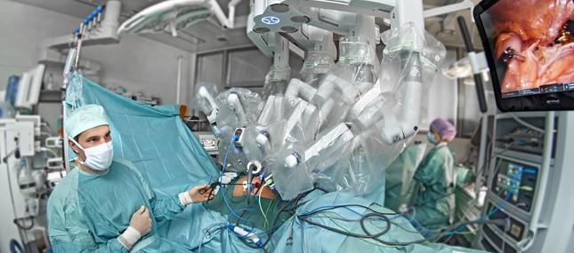 Einsatz von OP-Robotern in der Chirurgie