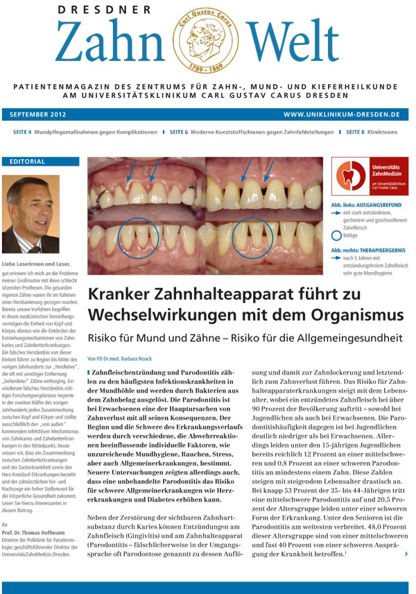 UKD ZMK Zahnwelt - Ausgabe 3