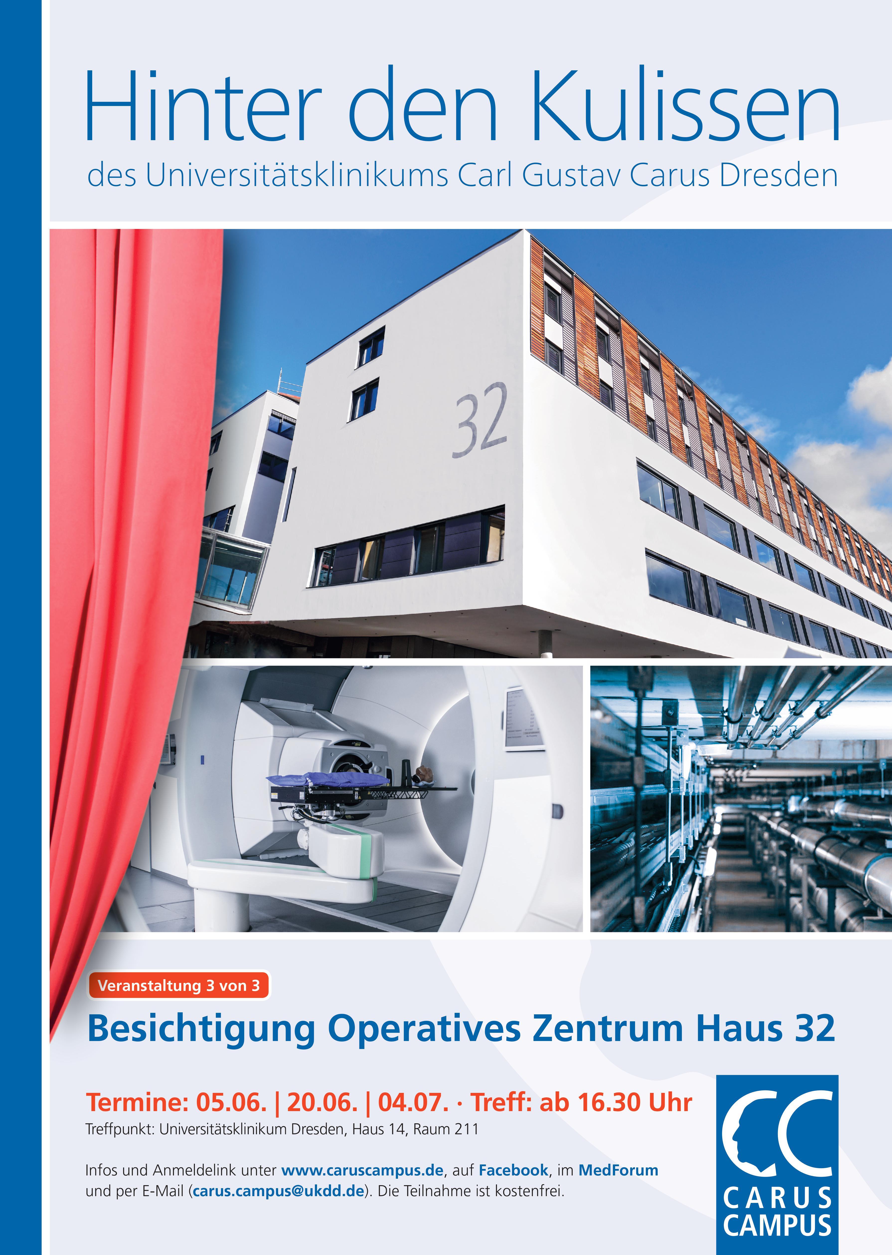 Hinter Den Kulissen Teil 3 Besichtigung Operatives Zentrum Haus