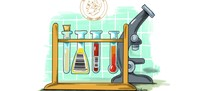 Labore mit Liquor- und Blutuntersuchung