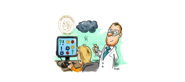 Neuropsychologische Untersuchung