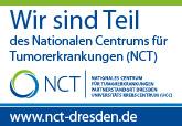 Wir sind Teil des Nationalen Centrums für Tumorerkrankungen (NCT)