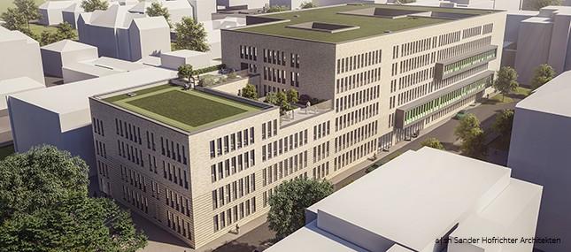 """Neubau """"ZSG - Zentrum für Seelische Gesundheit"""""""