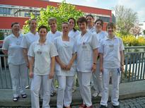 Operativer und Schmerzbereich - Team Chirurgie