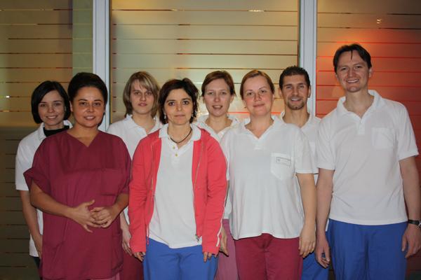 Universitäts Kinder- und Frauenzentrum - Team Kinderklinik