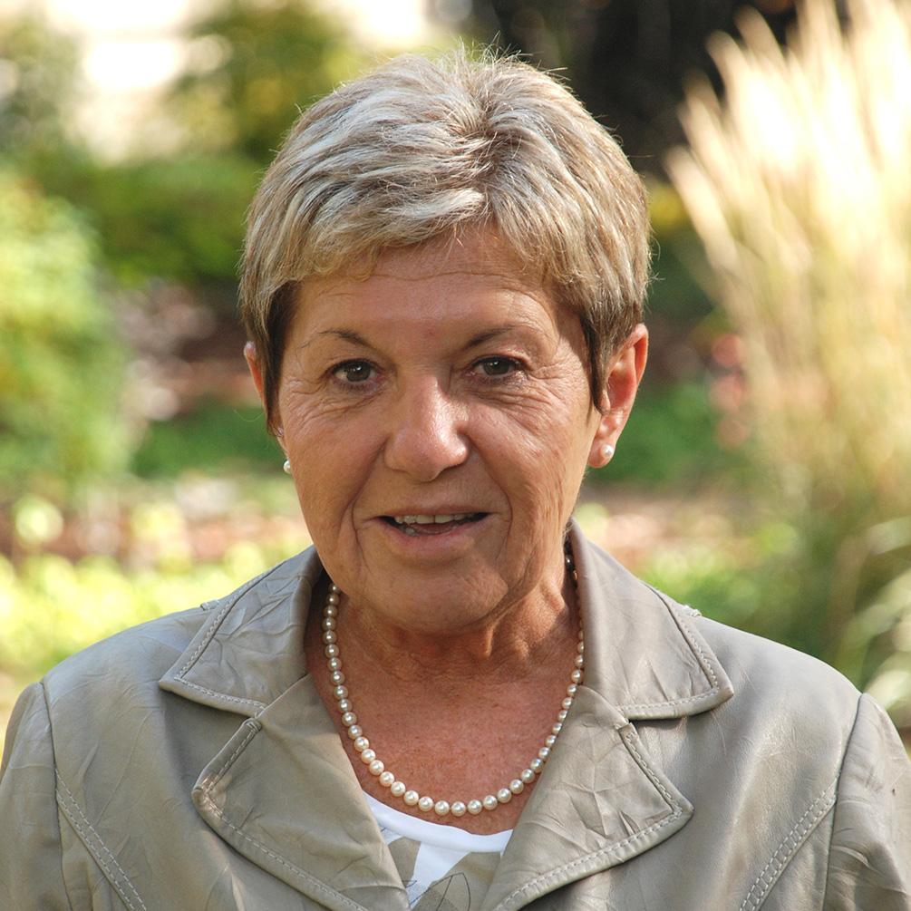 Gitta Helaß ehemalige Pflegedienstdirektorin i. R.