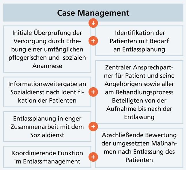 Case Management (Klicken zum Vergrößern)